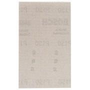 BOSCH Set 10 foi tip plasa pentru slefuire fara praf R150, 80x133