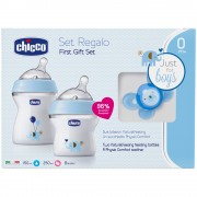 Set nou-nascut Chicco Boy Natural Feeling 0 luni+