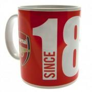 Arsenal FC bögre 310ml, 1886