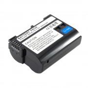 Nikon EN-EL15 akkumulátor 2200mAh, utángyártott