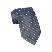 John Varvatos Collection Silk Wide Tie NAVY
