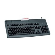 Cherry MultiBoard V2 G81-8000 Membrane Keyboard - Cable Connectivity - Black