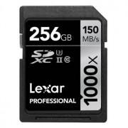 Lexar SDXC Professional 1000X 256GB UHS-II, 150MB/s