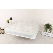 The Sleep People Ltd - Midnight Dreams £49 (from Desire Beds) for a small single memory foam tufted mattress, £54 for a single, £84 for a small double, £89 for a double and £99 for a king
