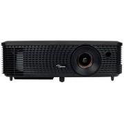 Videoproiector Optoma H114, 3400 lumeni, 1280 x 800, Contrast 27000:1, HDMI, Full 3D (Negru)