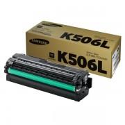Samsung Originale CLP-680 Series Toner (K506L / CLT-K 506 L/ELS) nero, 6,000 pagine, 1.28 cent per pagina