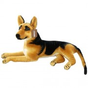 "Jesonn Realistic Large Stuffed Animals German Dog Shepherd Plush Toys,23.6"" or 60CM,1PC"