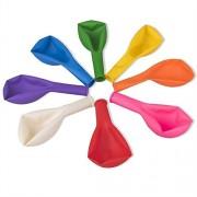 "Chhabra Toys ""Multi"" Colour Balloons Pack of 100 Balloons with Handy Air Balloon Pump (Multi Color)"