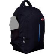 Nl Bags 16 inch Laptop Backpack(Black, Blue)