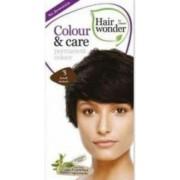 Hairwonder Colour&Care hajfesték 3 sötétbarna