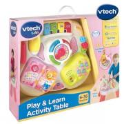 Activity stočić za igru- pink Play & learn