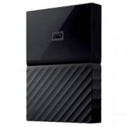 WD 3 TB External Portable Hard Drive My Passport USB 3.0 Black
