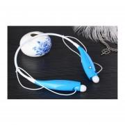 Audífonos Bluetooth Manos, Auricular Inalámbrico Audifonos Bluetooth Manos Libres Deportes Auriculares Audifonos Bluetooth Manos Libres Auriculares Con Micrófono Auricular Bajo Para Samsung Iphone HBS730 (azul)