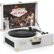 RICATECH EP1970 Elvis Presley Limited Edition Platenspeler - Wit