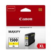 Canon Inktpatroon PGI-1500XL Geel