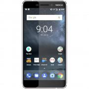 Smartphone Nokia 6 2018 64GB 4GB RAM Dual Sim 4G Silver