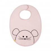 Laessig Little Chum Slabbetje Medium Mouse