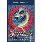 Dragonsdale - Calaretii furtunii - Salamanda Drake