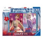 Ravensburger Puzzle 60 pz Giant. Frozen 2 A