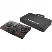 Pioneer DJ DDJ-400 + Tasche dj upravljač