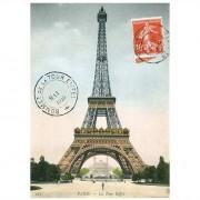 Cavallini Papers Co. Poster Eiffeltornet