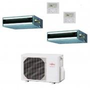 Daikin Condizionatore FTXM20M 2 x FTXM35M FTXM50M 4MXM80M QUADRI Split Perfera R-32 Bluevolution 7+12+12+18 WiFi Ready