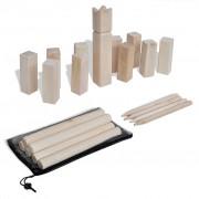Дървен комплект за игра Куб