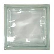 Pustak szklany bezbarwny chmurka 19 cm x 19 cm x 8 cm