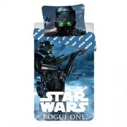 Lenjerie de pat pentru copii Star Wars Rouge One, 140 x 200 cm, 70 x 90 cm