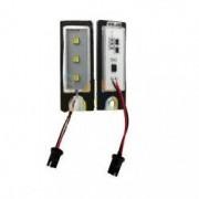 Lampi LED numar compatibile VOLVO V70 II / XC70 II / S60 / S80 / XC90