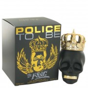Police Colognes Police To Be The King Eau De Toilette Spray 4.2 oz / 124 mL Fragrances 503474