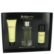 Hugo Boss Baldessarini Cologne Spray 2.5 oz / 74 mL + Shower Gel 1.7 oz / 50.3 mL + Deodorant Stick 1.4 oz / 41.4 mL 499997