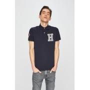Tommy Hilfiger - Тениска с яка