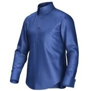 Maatoverhemd blauw 51004
