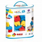 Primele cuburi de construit Dolu, 60 piese