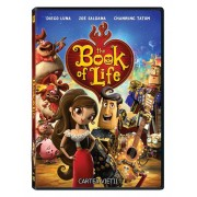 The Book of Life:Channing Tatum, Ron Perlman, Zoe Saldana - Cartea vietii (DVD)