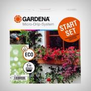Set micro-irigare pentru jardiniere