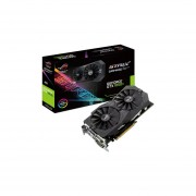 Tarjeta De Video NVIDIA ASUS GeForce GTX 1050Ti ROG STRIX GAMING, 4GB GDDR5, 1xHDMI, 1xDVI, 1xDisplayPort, PCI Express X16 3.0 STRIX-GTX1050TI-4G-GAMING