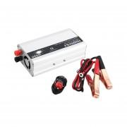 EY 1500W Inversor Del Coche Interruptor 12v 110V-Plata