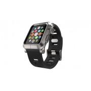Защитный браслет EPIK ALUMINUM SILVER (Apple Watch)