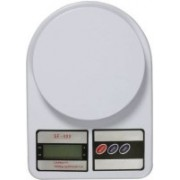 Royal DIGITAL ELECTRONIC LED KITCHEN WEIGHT MACHINE Weighing Scale Weighing Scale(White)