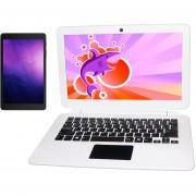 Laptop Connect Slim Book II 32GB 2GB ram 11.6'' Quad Core + Tablet