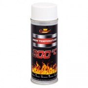 Spray vopsea alb CHAMPION etriere ,universal rezistent termic400ml