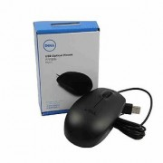 Dell MS111 Black USB Wired Mouse