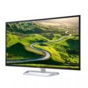 """Монитор Acer EB321HQUAwidp(UM.JE1EE.A01), 31.5"""" (80.01 cm) IPS панел, WQHD, 4ms, 100 000 000:1, 300cd/m2, DisplayPort, HDMI, DVI"""