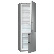 Combina frigorifica RK6191AX, 321 l, Clasa A+, 185 cm, Argintiu
