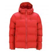 Rains Winterjassen Puffer Jacket Rood