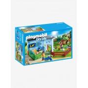 Playmobil 9277 Quarto das pequenas mascotes, da Playmobil sem cor