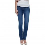 Pantalón De Mezclilla Para Dama Innermotion Jeans 1167 - Azul