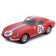 Ferrari 275 GTB 24h Le Mans 1966 G. Biscaldi / M. de Bourbon-Parme - CMR Escala 1:18 (CMR037)